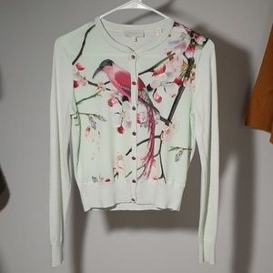 Ted Baker Cardigan Size 0